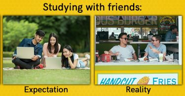 12 HILARIOUS MEMES ABOUT STUDYING