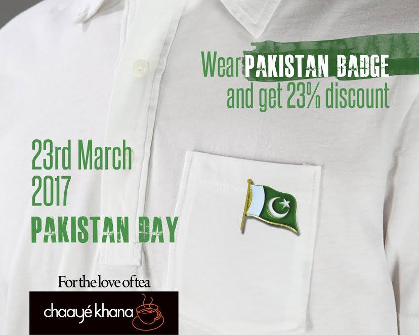 23rd March Discounts