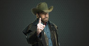 Chuck Norris- the Man, the Myth, the Legend