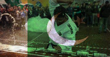 Pakistani Martial artist Made a world record 5