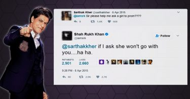 Shah Rukh Khan On Twitter 1
