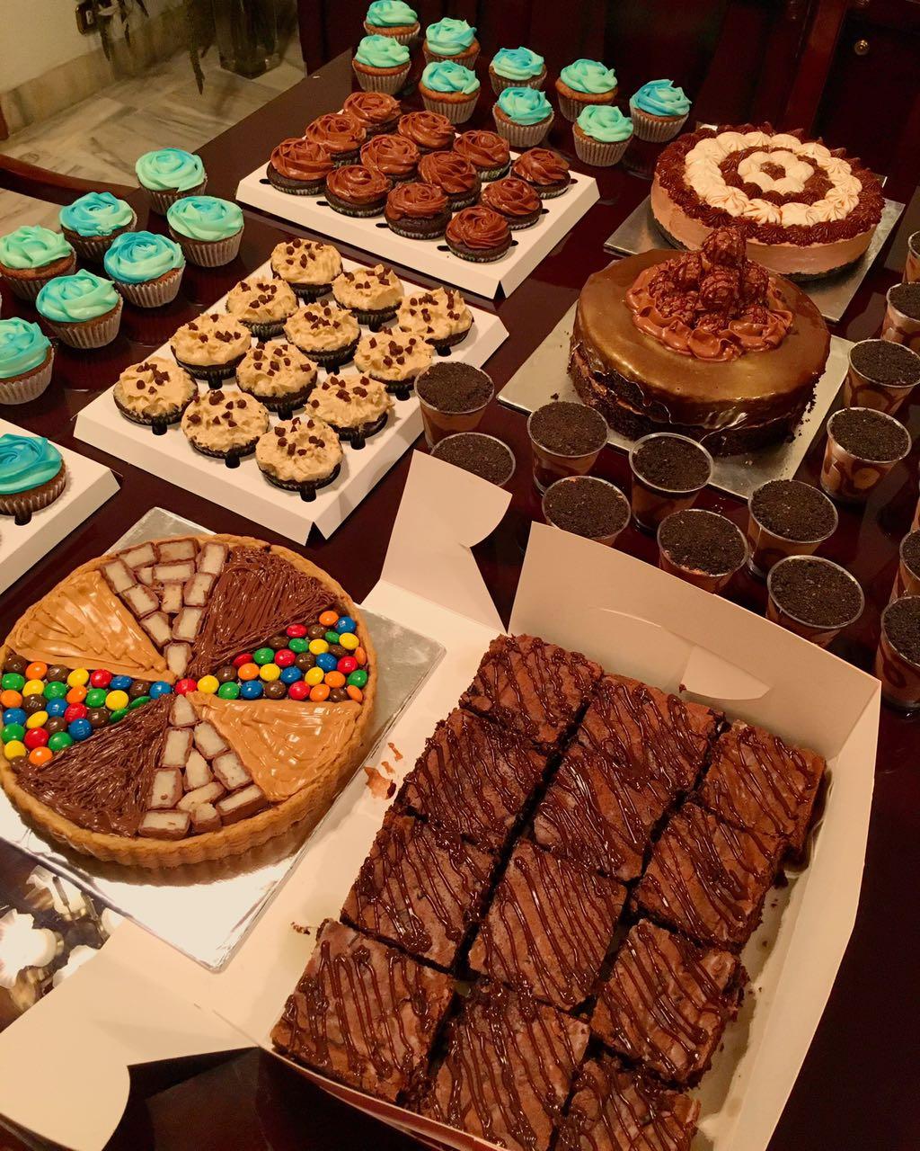 desserts-bulk order