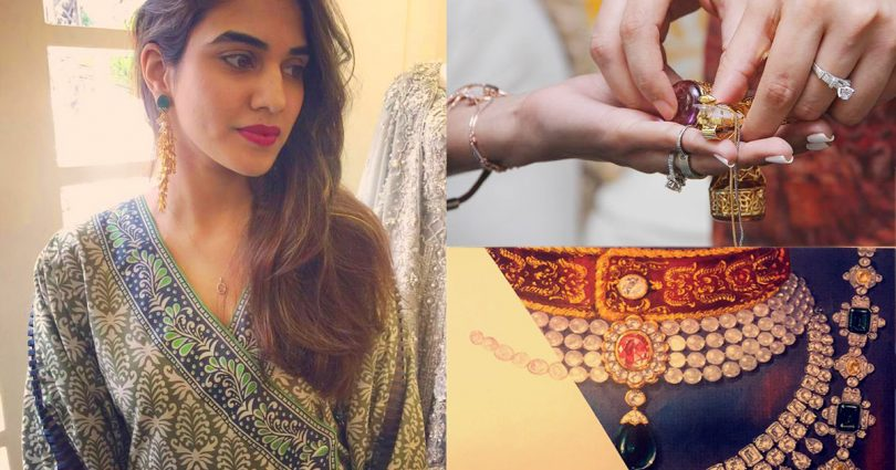 Rida Fatima: our very own Jewelry Design maverick from Pakistan