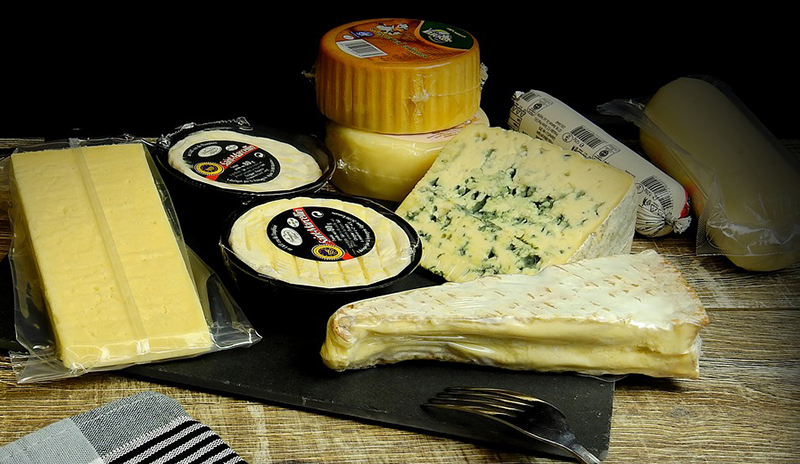 Cheese good for bad breath