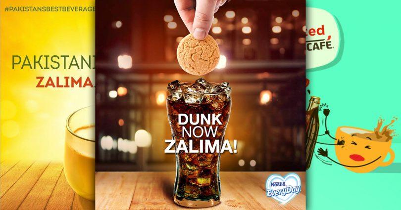 Coke (Zalima) versus Chai – Other Brands Join the War