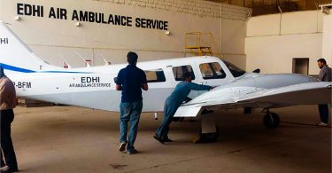 Edhi Foundation to Soon Resume Air Ambulance Service to Rescue Patients