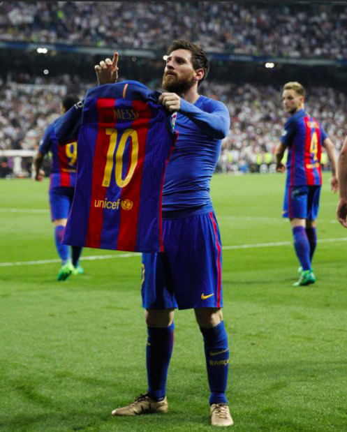 Lionel Messi - The King