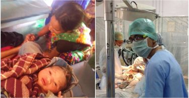 MBBS student delivered a girl