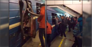 St Petersburg metro explosion 10 people died and many injured