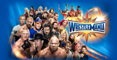 WrestleMania 33 Matches to look forward to