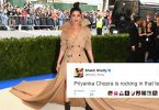 People trolled Priyanka Chopra on her met gala dress