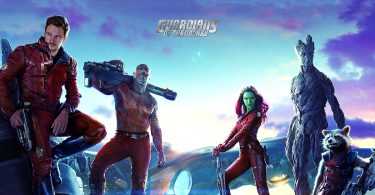 Look back at Guardians of the Galaxy