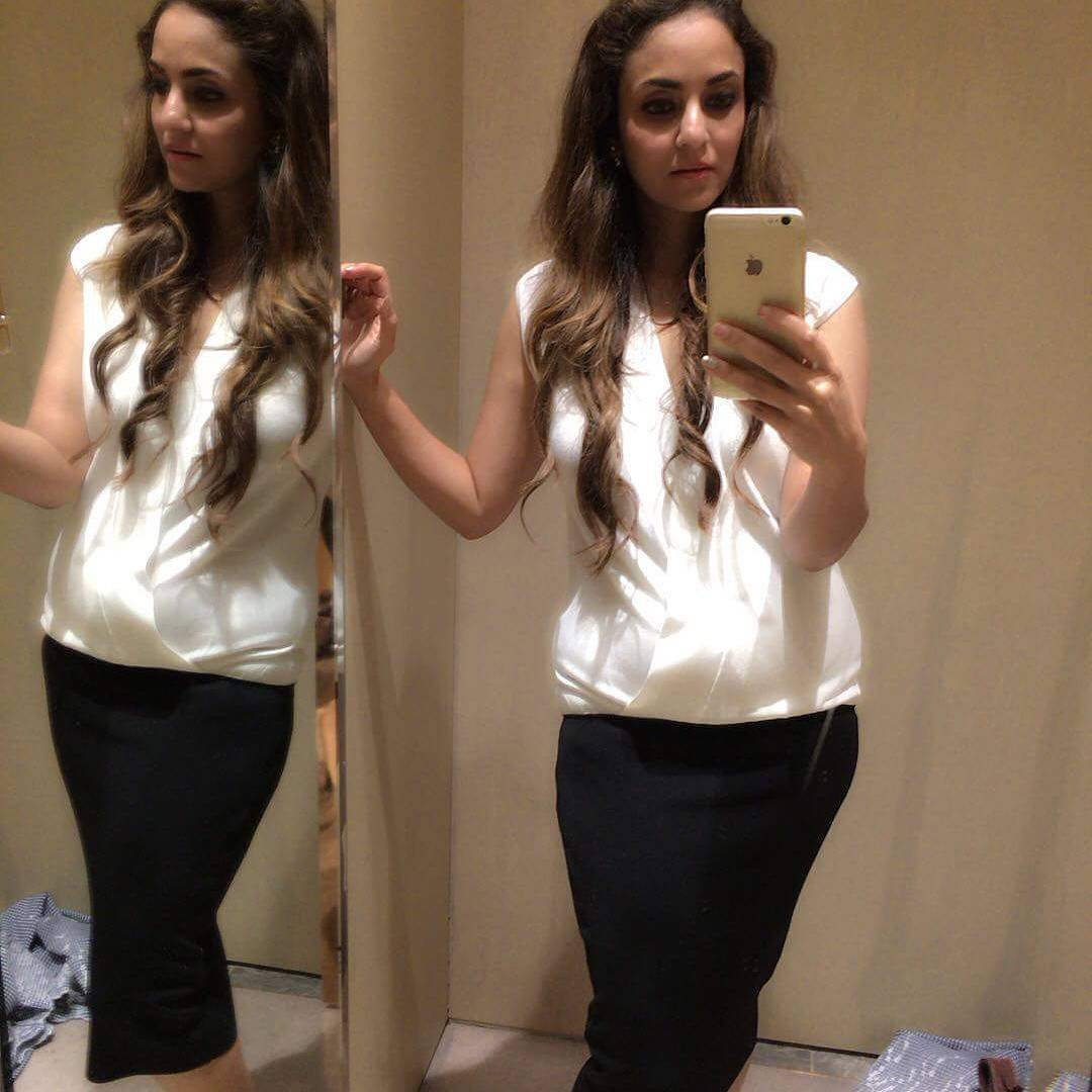 Nadia khan weight loss