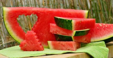 Health benefits of eating watermelon