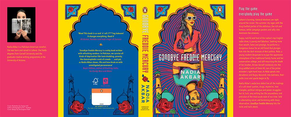 Goodbye Freddie Mercury book review