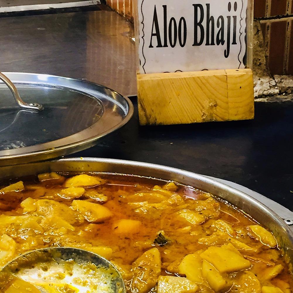 Aloo Bhaji
