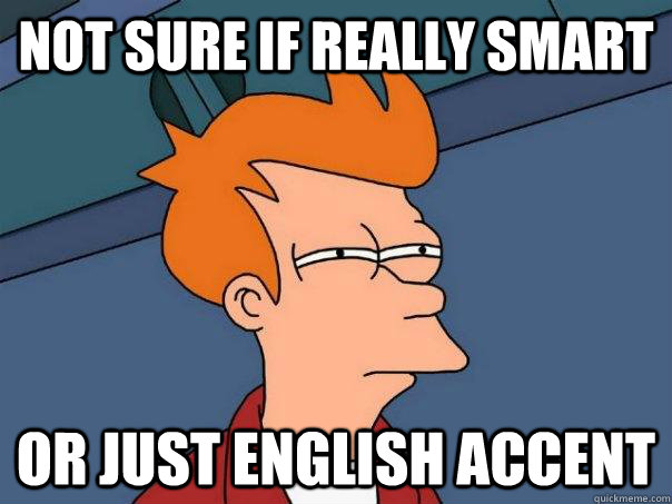 Not sure if really smart