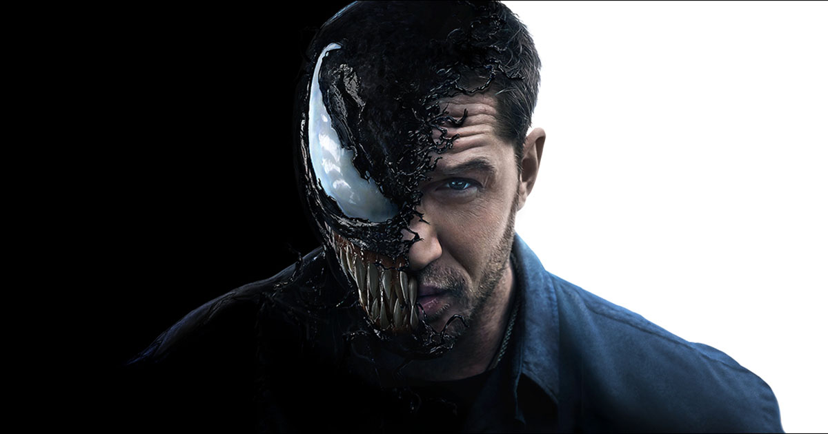 Movie Review: VENOM – The not so friendly parasite!
